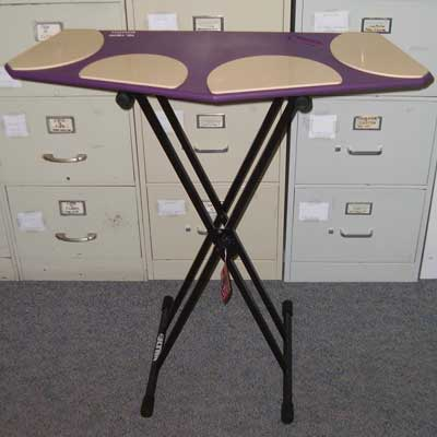 stand for vic firth tenor pad. Black Bedroom Furniture Sets. Home Design Ideas